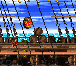Donkey Kong Country 2 Remodeled