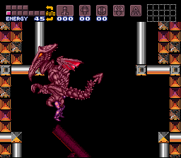 Super Metroid: Golden Dawn