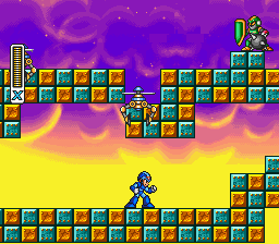 Mega Man X - Generation