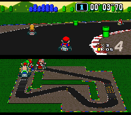 Super Mario Kart Reversed n' Remixed