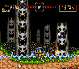 Super Ghouls'n Ghosts Restoration