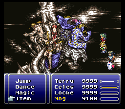 Final Fantasy VI - Total Graphics Uncensorship