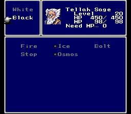 Final Fantasy 2 Modernization Hack