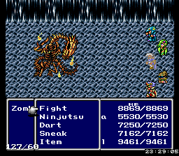 FF4 Magic Plus