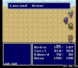 FF2US Magic Restoration Hack