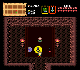 The Legend of Zelda: Third Quest