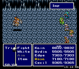 FF4 Goblin Summon Improvement Hack