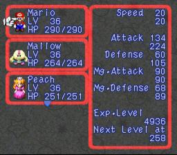 Romhacking net - Hacks - Super Mario RPG Revolution