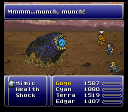 Final Fantasy VI Hardtype