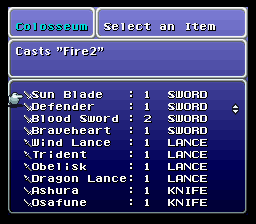 Final Fantasy 6 - A Complete Hack