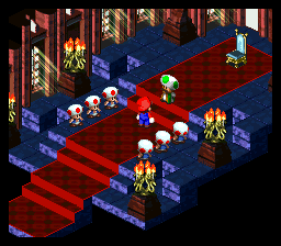 Super Mario RPG: PAL Version