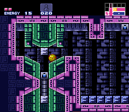 Metroid Super Zero Mission