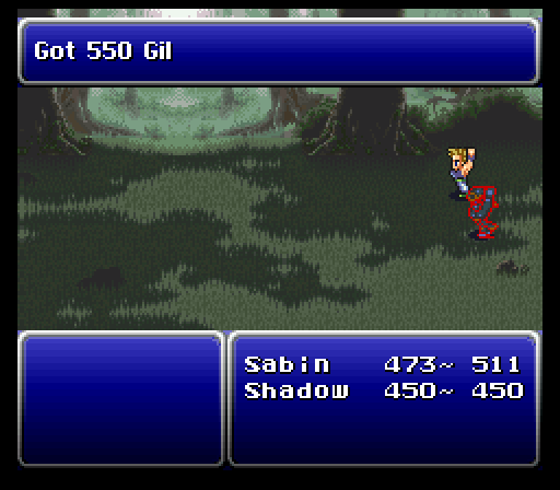 Final Fantasy VI: Stand Guard