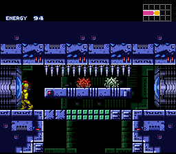 Metroid Super Zero Mission Hard Edition