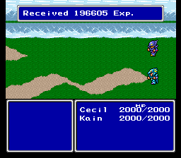 Final Fantasy II US EasyType
