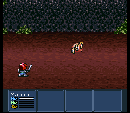 Lufia II: Rise of the Sinistrals EasyType