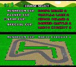 Super Mario Kart Difficulty Curve Fix