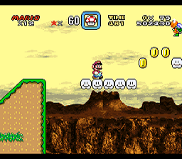 Super Mario World: The Lost Adventure - Episode I