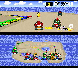 Super Mario Kart Alternate Tracks 2