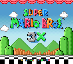 Romhacking net - Hacks - Super Mario Bros  3X