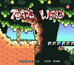 Toad's World