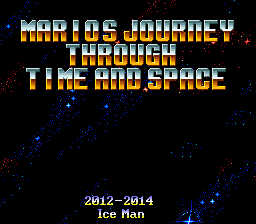 Mario's Journey Through Time & Space