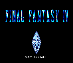 Final Fantasy IV Namingway Edition