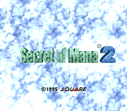 Seiken Densetsu 3 (Secret of Mana 2) - Icon Patches (Level Up, Town Signs, Menu)