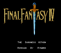 Final Fantasy IV: The Darkness Within