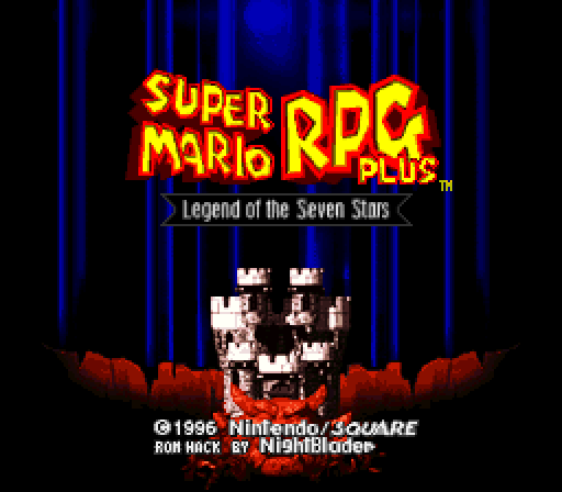 Super Mario RPG Plus