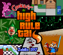 Conker's High Rule Tail