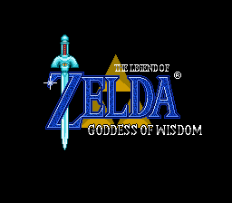 The Legend of Zelda: Goddess of Wisdom