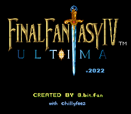 Final Fantasy IV - Ultima