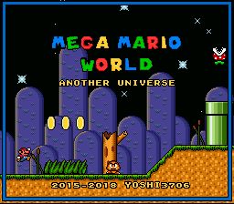 Mega Mario World: Another universe
