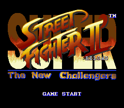 Super Street fighter II' RELOAD