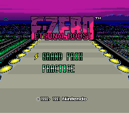 F-ZERO - Eternal Boost