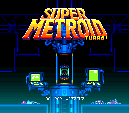 Super Metroid Turbo!