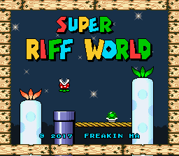 Super Riff World