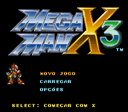 Mega Man X3 - Zero Project V4.0 (Translated to Brazilian Portuguese)