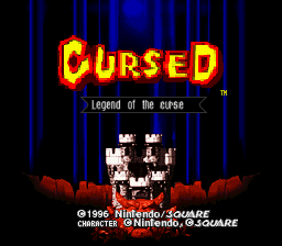 Cursed: Legend of the Curse
