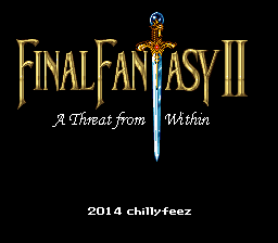 Final Fantasy II: A Threat from Within, Part 1