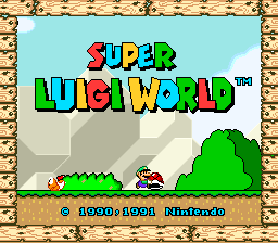 Super Luigi World