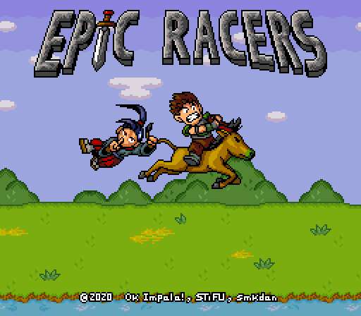 Super Mario Kart - Epic Racers
