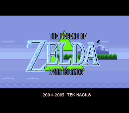The Legend of Zelda: A Link to the Islands