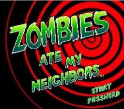 Zombies Ate My Neighbors Painful World Spikes Kaizo