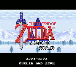 Romhacking net - Hacks - Zelda3 Parallel Remodel