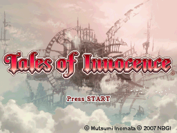 Tales of Innocence