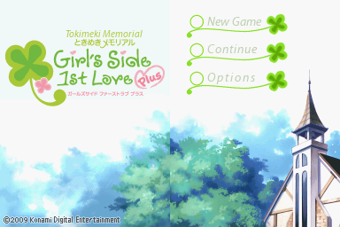 Tokimeki Memorial: Girl's Side - 1st Love Plus