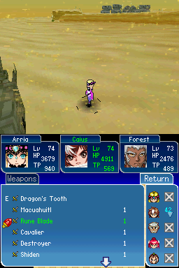 Romhacking Net Translations Tales Of The Tempest