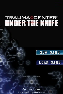 Trauma Center Under the Knife Button Controls Hack